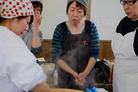 米どころ横手の食文化発酵食品の写真
